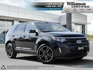 2013 Ford Edge SEL**AWD**NAV**SUNROOF**BCK UP CAM