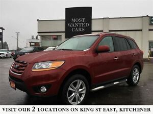 2011 Hyundai Santa Fe Limited | 3.5L V6  NAVIGATION | LEATHER |
