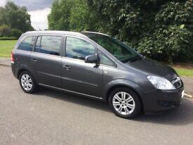 Great Condition Vauxhall Zafira - 7 seats