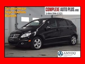 2011 Mercedes-Benz Classe-B B200 *Toit Panoramique, Mags, Fogs