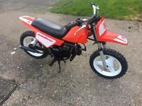 Kids mx bike genuine Yamaha pw 50 not lt py