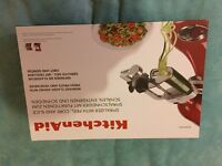 Brand New KitchenAid Spiralizer With Peel For Sale