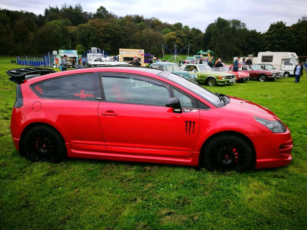 citroen c4 by loeb vtr coupe 2007 l edition custom modified in renfrew renfrewshire gumtree. Black Bedroom Furniture Sets. Home Design Ideas