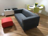 Ikea Klippan 2 Seater Sofa.