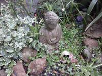 Garden Ornament Stone Buddah