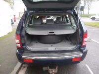Jeep GRAND CHEROKEE CRD,2987 cc 4x4,full MOT,heated leather interior,nice clean tidy 4x4,runs well