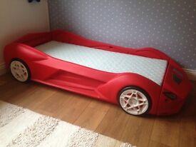 STORM RACE CAR BED