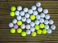 44 Pinnacle Golf Balls