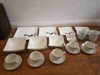 Plates, bowls and cups