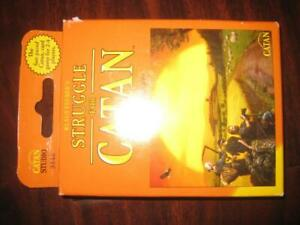 Klausteubers Struggle For Catan Card Game. Stand alone Card Game. Multi Player. Fun Play. Age 8+. CN3142. NEW