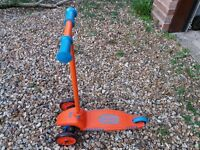 Little Tikes 3 wheel first Scooter