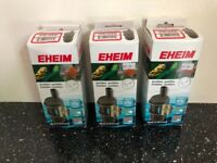 Eheim pre filters £8 each 3 for £20