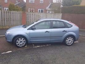 2006 FORD FOCUS 1,6 LX SERVICE HISTORY GREAT DRIVER