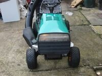 tractor weed eater husqvarna 11,5hp-36 ready to use