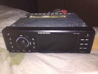 Ripspeed stereo DVD player