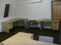 Office to let, Burton Road, Carlton. Only £299pcm including rates, utilities, air conditioning