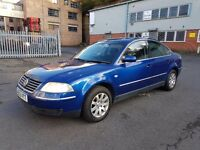 For Sale VW Passat 1.9 Diesel year 2003 130 Bhp 12 Months MOT&History service.........!!!!