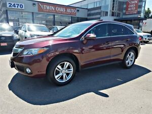 2015 Acura RDX w/Technology Package - NAVI - LEATHER -