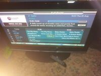 SAMSUNG 42'' PLASMA TV TELEVISION FREEVIEW, HDMI AND REMOTE