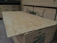 Shuttering Softwood Plywood 9mm Plywood Sheets 8x4