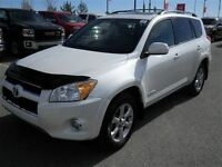 2010 Toyota RAV4 Front Flat Tow Package. Sun Roof