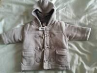 Baby boy coat