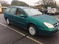 Citroen C5 2.0 HDi SX 5dr (see website for more photos)