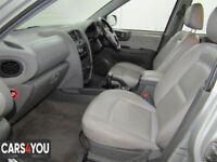 HYUNDAI SANTA FE 2.0 CDX CRTD 5d 112 BHP LEATHER TRIM + HEATED SEATS + 1 KEEPER FROM NEW ++