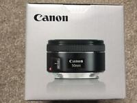 Canon Ef 50mm 1.8 lens for sale