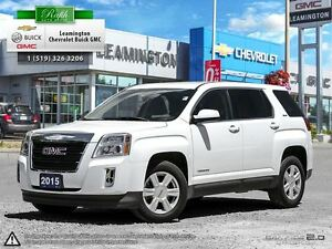 2015 GMC Terrain GOOD LOOKING FAMILY VEHICLE--FWD--4 CYLINDER