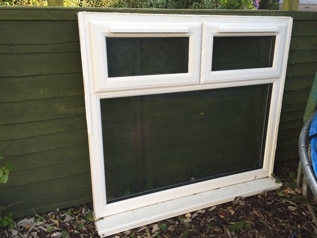 """Quality """"A"""" rated window – frosted glass – from Penicuik"""