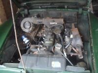 MG Midet Sports car