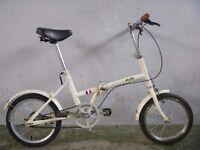 Folding bike 2678A