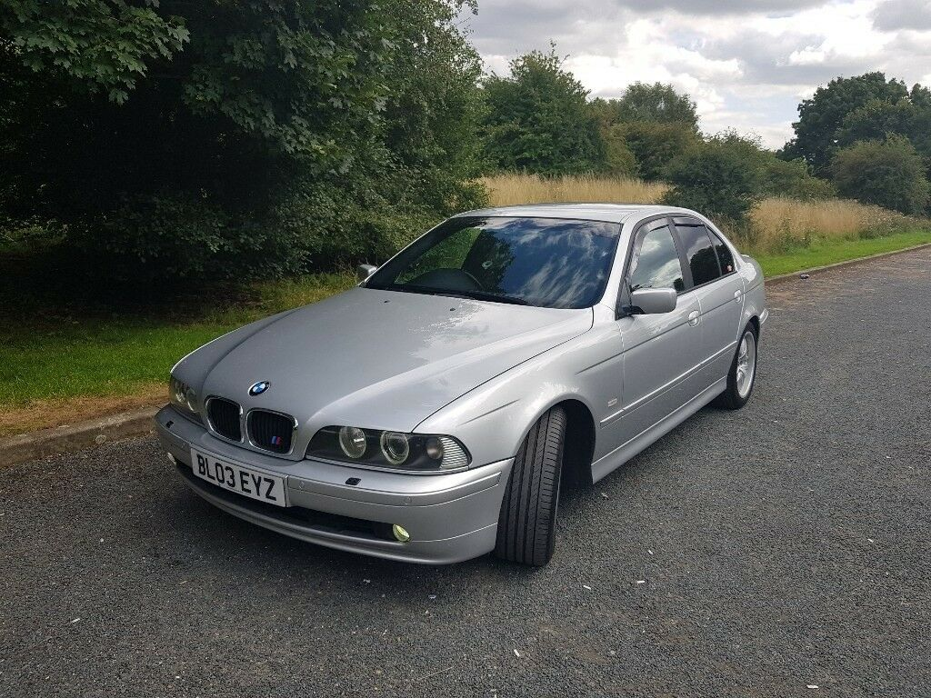 BMW 520i ES SE E39 RARE MANUAL ONE OWNER FSH IMMACULATE CONDITION