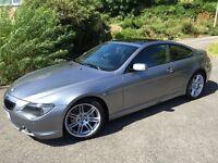 BMW 650i M Sport Coupé FBMWSH Huge Spec
