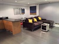 All incl - modern quiet flat 2mins from Clap North