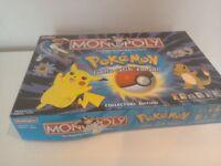 Collector's Edition - Pokemon Monopoly