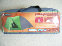 Ozark Trail 4 Person Tent. Used Once