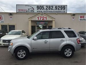 2009 Ford Escape Hybrid, Sunroof, Leather, WE APPROVE ALL CREDIT