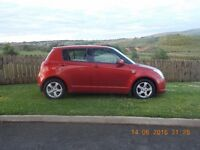 2007 Suzuki Swift Diesel, Full History, Full Test, Warranty, clio, corsa, fiesta, polo
