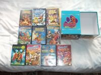 SCOOBY DOO MYSTERY MACHINE DVD'S BOXED SET