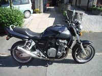 Honda CB1000 Muscle bike