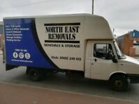 MAN WITH A VAN North East Removals and Storage