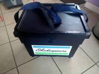 Shakespeare beta box