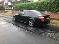 2006 BMW M5 5.0 SMG 4DR BLACK FULLY LOADED HIGH SPEC