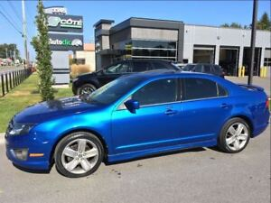2011 Ford Fusion SPORT/AWD