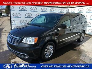 2015 Chrysler Town & Country Touring| Leather| Rearview Camera|