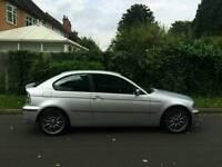 BMW COMPACT 3 SERIES 325I SE E46 2002