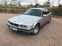 2001 BMW 728i SE 2.8 AUTOMATIC LEATHER SEATS LONG MOT