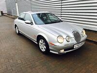 Jaguar s-type se 3.0 v6 in excellent condition 1 years mot full service history full leather sat nav